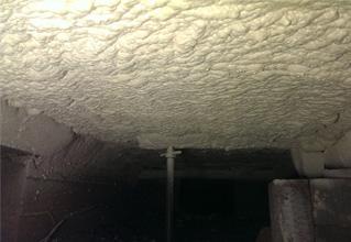 Kruipkelder isolatie